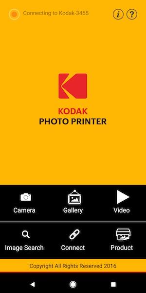Kodak Photo Printer Mini Review The Gadgeteer