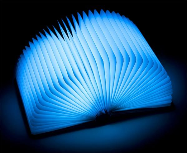 Just like all books, this book will illuminate your life – The Gadgeteer