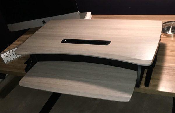 Ergotron Workfit Z Mini Sit Stand Desktop 12