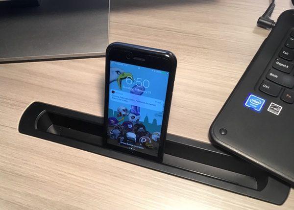 Ergotron Workfit Z Mini Sit Stand Desktop 5