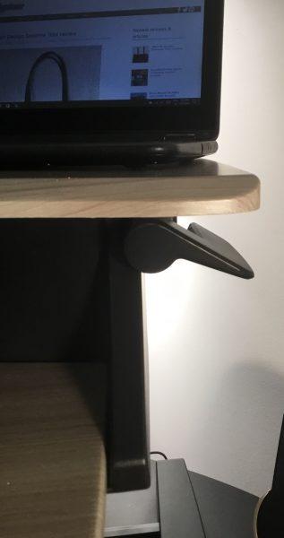 Ergotron Workfit Z Mini Sit Stand Desktop 6
