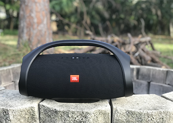 0fc468eec95 JBL Boombox portable Bluetooth speaker review – The Gadgeteer