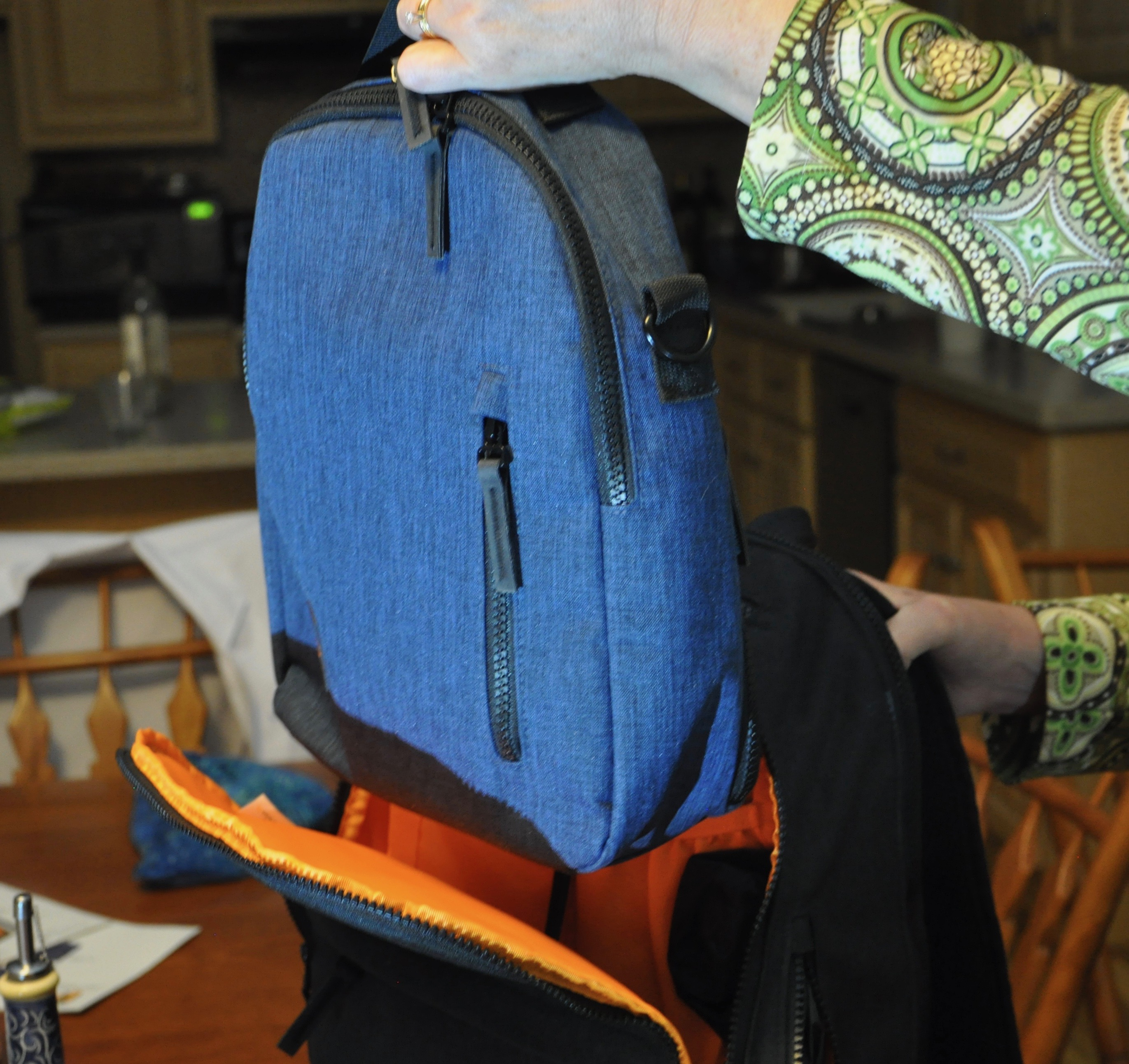 MOS Pack backpack and accessories review – The Gadgeteer