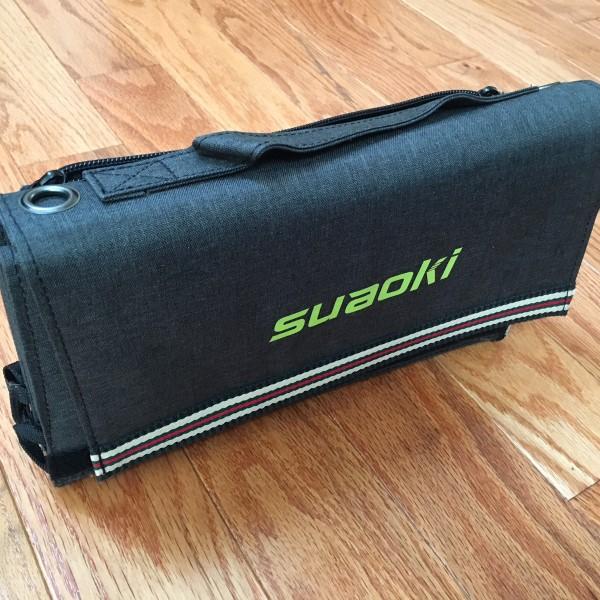 Suaoki Solar Charger 11