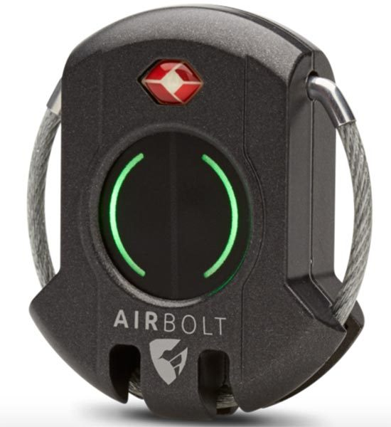 airbolt travel lock