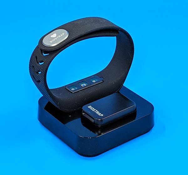 Biostrap activity tracker fitness band review – The Gadgeteer