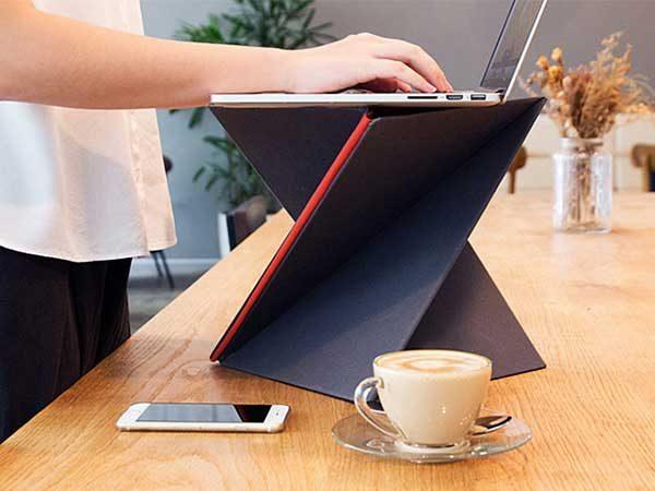 folding standing desk 1