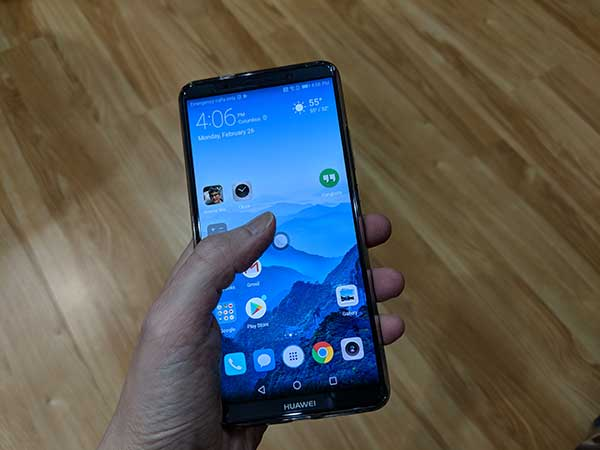 Huawei Mate 10 Pro review – The Gadgeteer