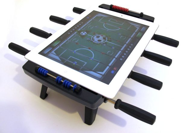 - ipad foos 600x440 - 5 awesome gadgets for your kids that they won't outgrow too quickly – The Gadgeteer
