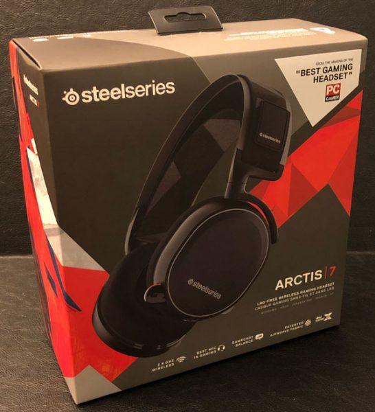 steelseries Arctis7 box2