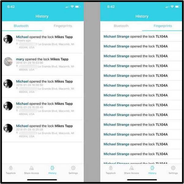 Tapplock one smart fingerprint padlock review – The Gadgeteer