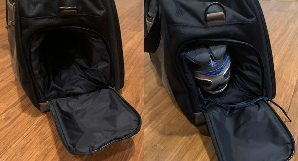 ad974337b1 the-gadgeteer — Waterfield Atlas Executive Athletic Holdall review