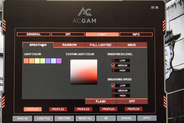 ACGAM Mouse Screen 6