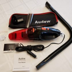 Audew Vehicle Vacuum Cleaner Review