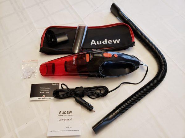 Audew Vacuum 2