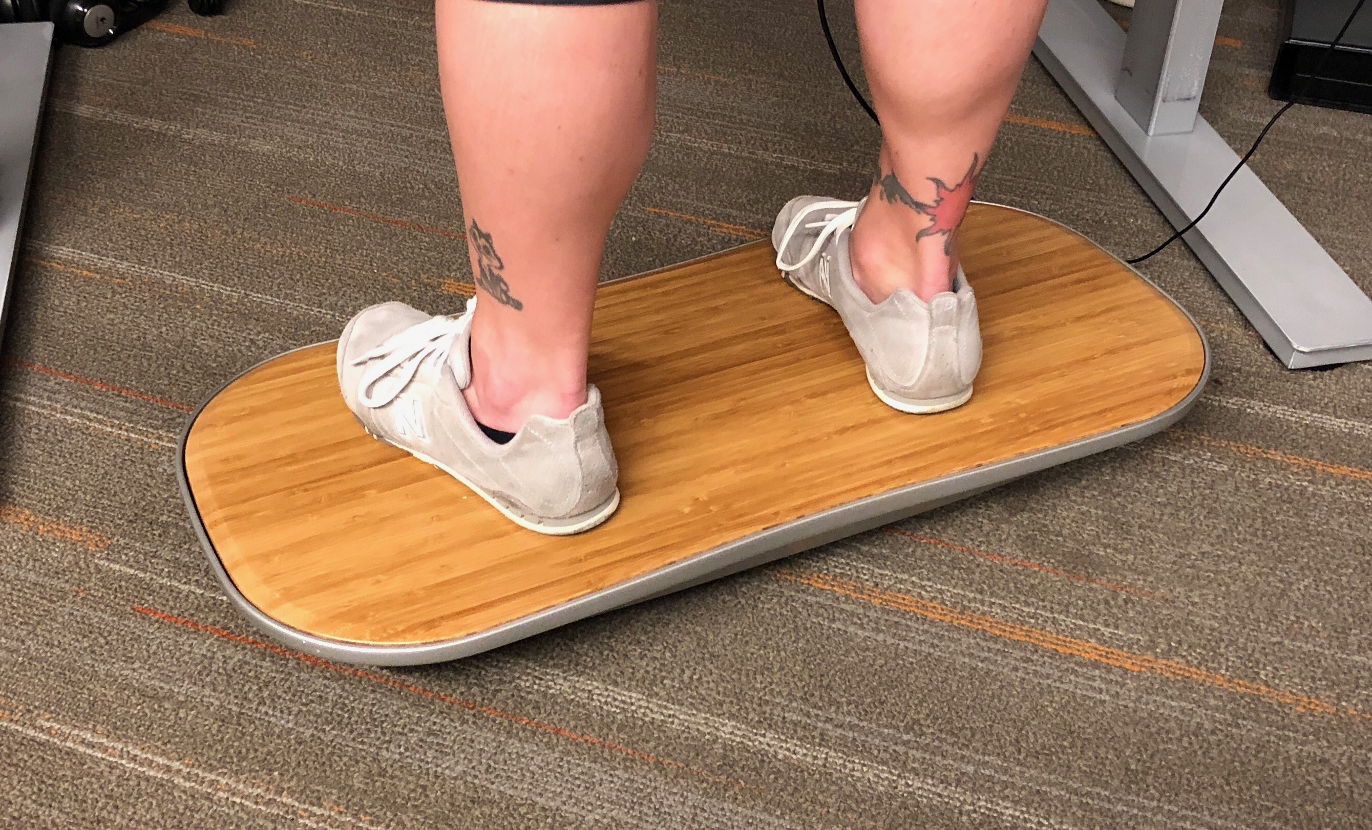Fluidstance Bamboo Level Balance Board Review The Gadgeteer