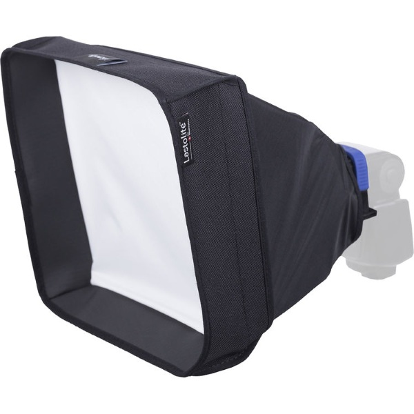 The Lastolite Joe McNally Ezybox Speed-Lite 2 Plus is reliable gear for the photographer