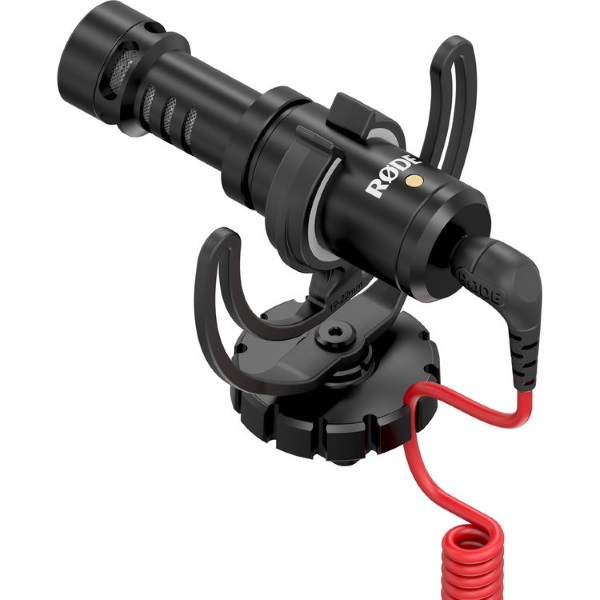Rode VideoMicro Compact On Camera Mic