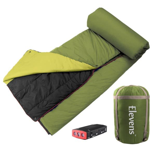 alice heated camping blanket
