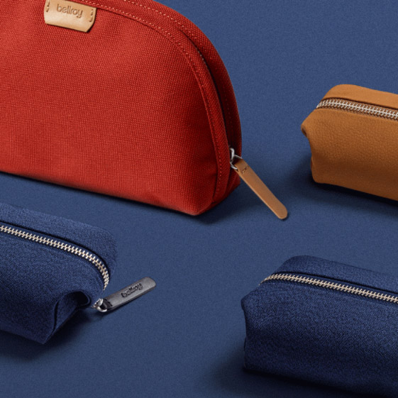 bellroy pouches