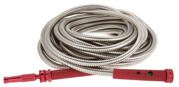 garden hoses. Are You Tired Of Those Traditional, Green Rubber-pipe Garden Hoses That Get Kinked Up So Badly Water Won\u0027t Pass Through Or Spring Many Leaks Your Yard