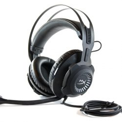 HyperX Cloud Revolver Gunmetal gaming headset review