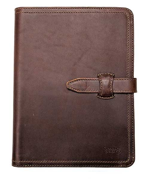 - saddleback tablet holder 1 502x600 - Saddleback Leather Company Tablet Notepad Holder review
