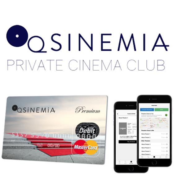 Sinemia, a less restrictive, tech-savvy monthly movie ticket