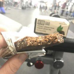 Verb Caffeinated Energy Bar review