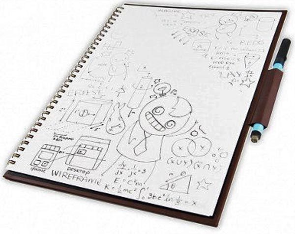 wipebook dry erase notebook