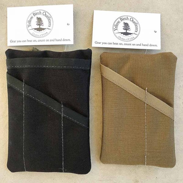 6ff5cc3079226c Jay Polaski, founder of Yellow Birch Outfitters, sent me two items to  review: the PocKit Pro EDC Organizer – Modern Carry in Black (above left)  and the ...