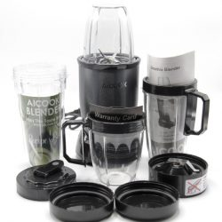 Aicook Blender, 15-Piece Smoothie Blender Mixer review