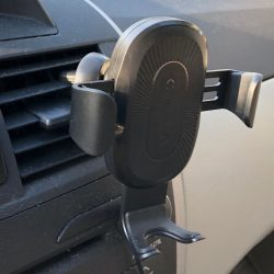 Baseus Wireless Charging Gravity Car Mount review