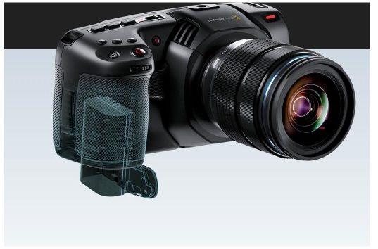 The Blackmagic Design Pocket Cinema Camera 4k Is The Next Generation Sofun