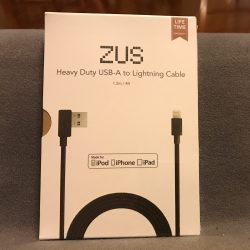 Nonda ZUS Heavy-Duty USB-A to Lightning Cable review