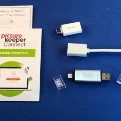Picture Keeper Connect photo backup software/adapter review