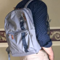 STM Bags Banks 15″ Laptop Backpack review