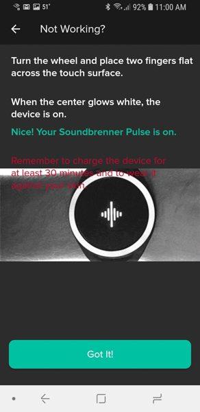 Soundbrenner 15