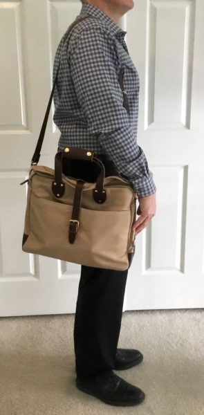 United By Blue Lakeland Laptop Bag Review The Gadgeteer