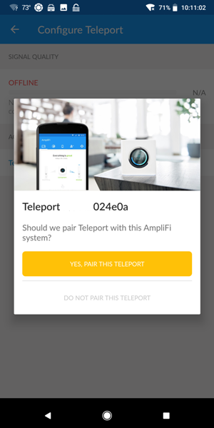 AmpliFi Teleport (AFi-RT) review – The Gadgeteer