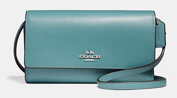 e10b653615 The Coach phone crossbody bag is a perfect go-to-lunch bag – The ...