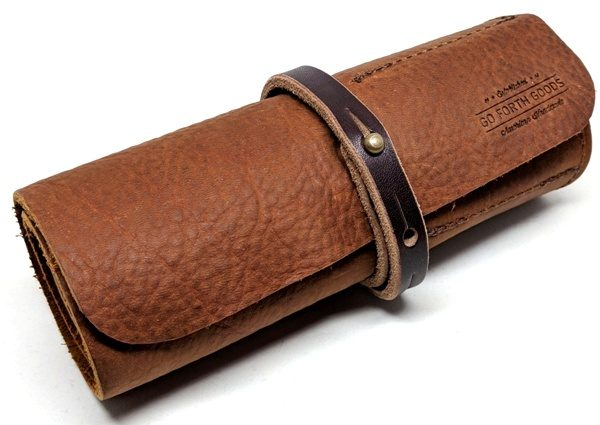 goforthgoods leather tool roll 01
