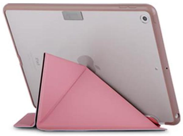 new products 77b5d 5b7ce Enfold your new iPad in Moshi's VersaCover origami case – The Gadgeteer