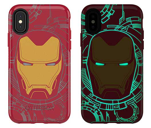 low priced d57f6 5f9d9 OtterBox goes to war with Avengers Infinity War iPhone and Samsung ...
