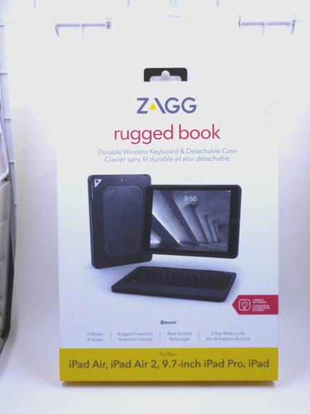 zagg rugged book 1