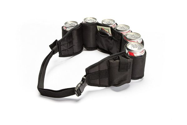 - 81SIKErqFFL - Be what we all want to be… drunk and handsfree with a Beer Belt