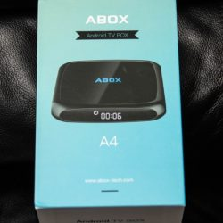 Abox 4 Android TV 4K Streaming Box review
