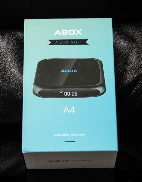Abox 4 Android TV 4K Streaming Box review – The Gadgeteer