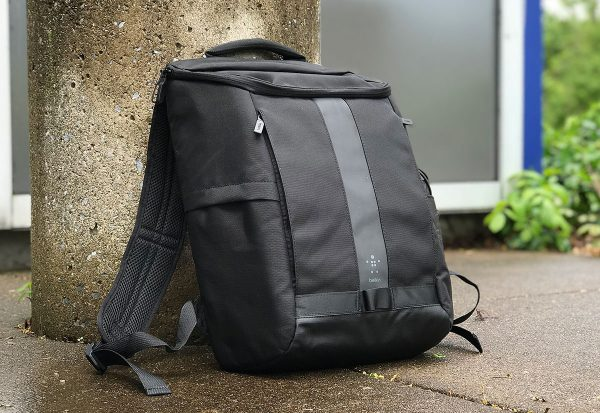 - Belkin Active Pro Backpack 01 600x413 - Belkin Active Pro Backpack review