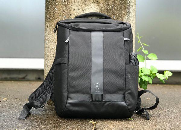 - Belkin Active Pro Backpack 02 600x431 - Belkin Active Pro Backpack review